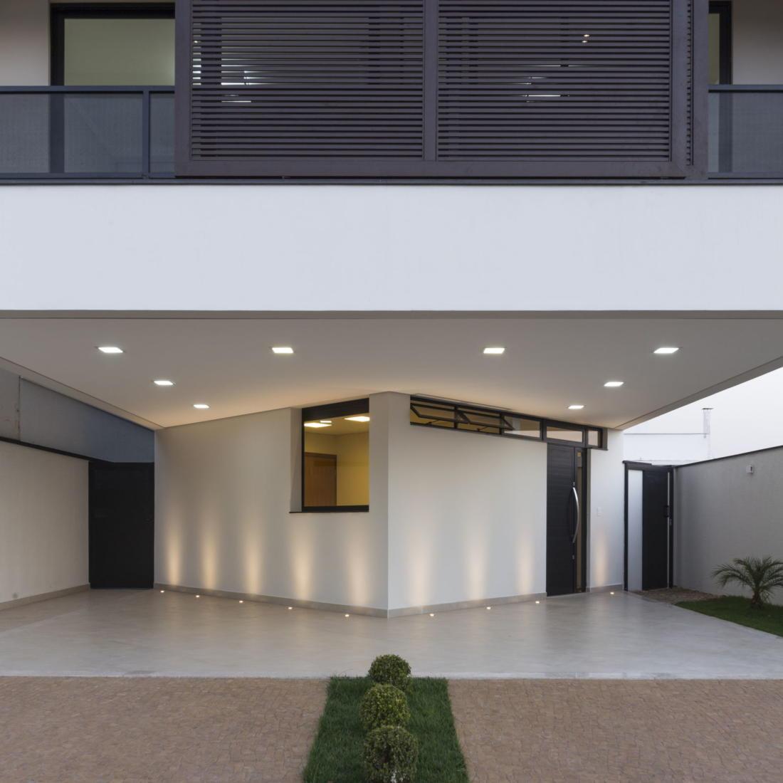 Современный дом от студии Vertentes Arquitetura 1