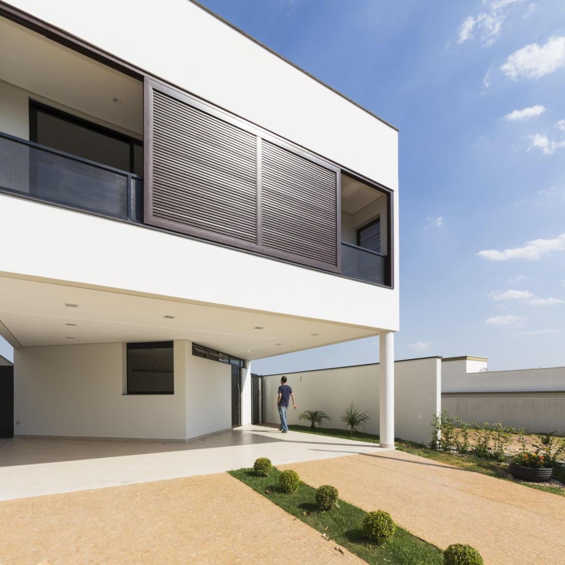 Современный дом от студии Vertentes Arquitetura 14