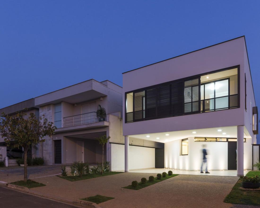 Современный дом от студии Vertentes Arquitetura 17