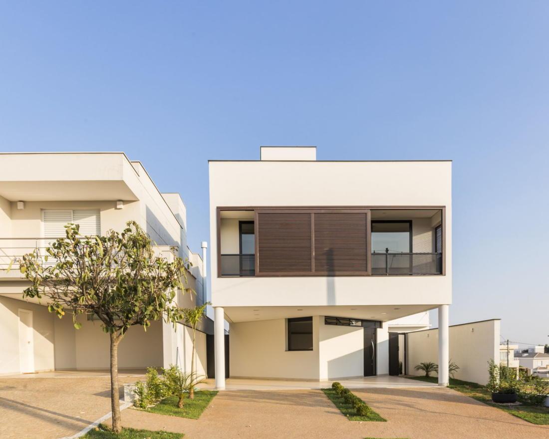 Современный дом от студии Vertentes Arquitetura 22