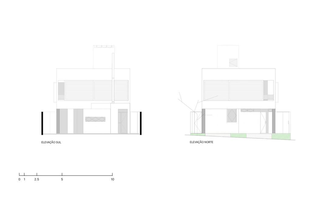 Современный дом от студии Vertentes Arquitetura 25