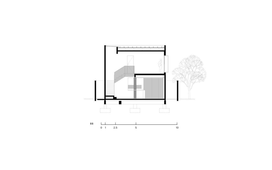Современный дом от студии Vertentes Arquitetura 28