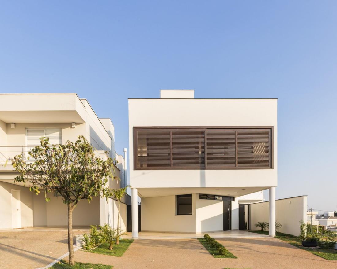 Современный дом от студии Vertentes Arquitetura 5