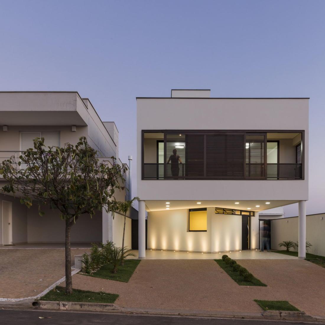 Современный дом от студии Vertentes Arquitetura 6