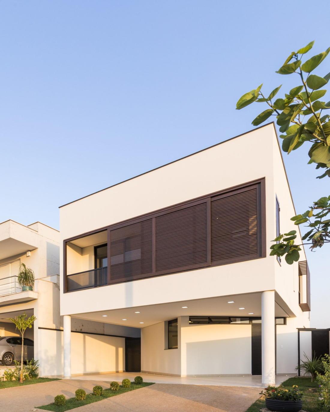 Современный дом от студии Vertentes Arquitetura 9
