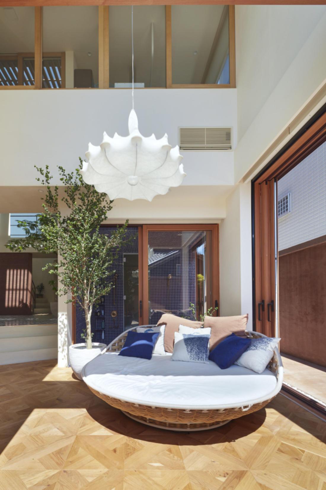 Дом в Хигасиосаке от ателье Fujiwaramuro Architects 11