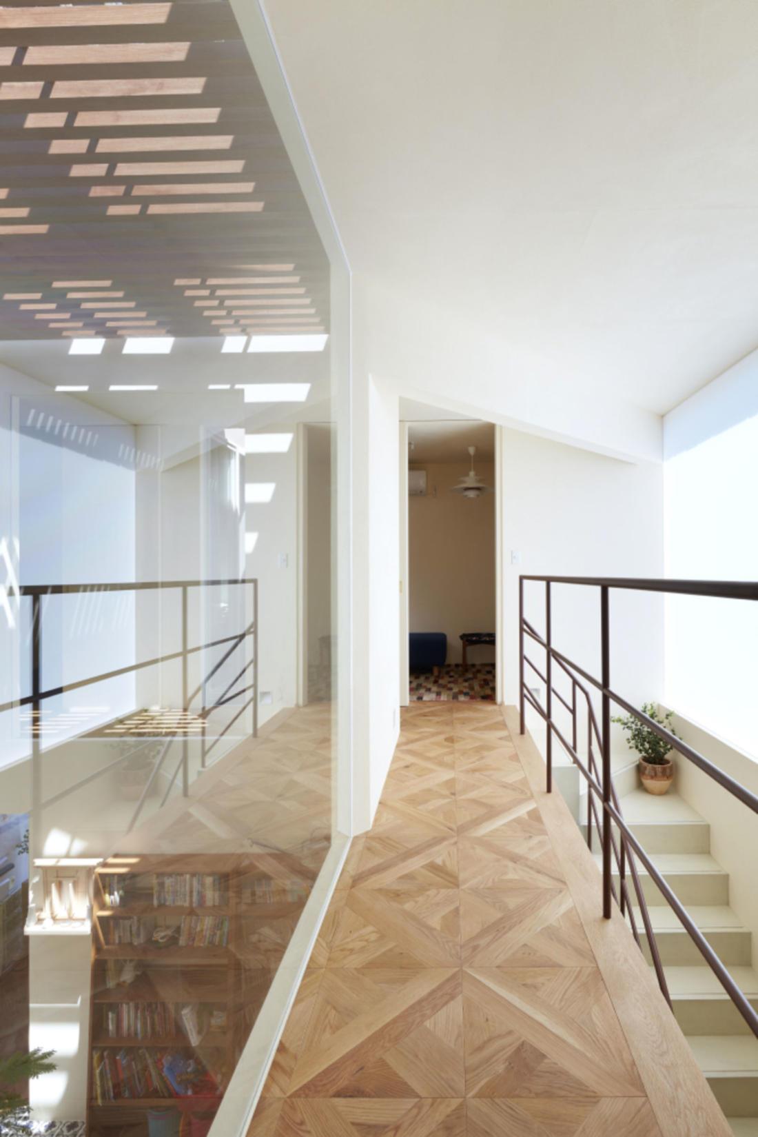 Дом в Хигасиосаке от ателье Fujiwaramuro Architects 12