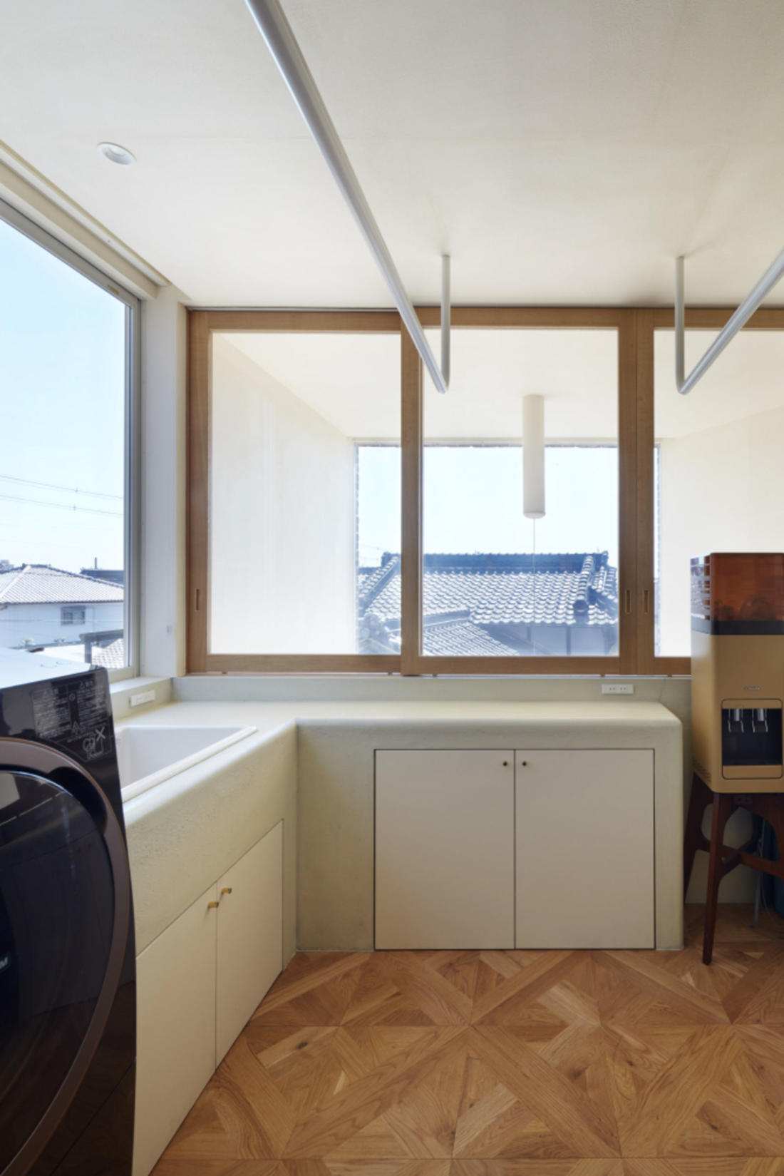 Дом в Хигасиосаке от ателье Fujiwaramuro Architects 13