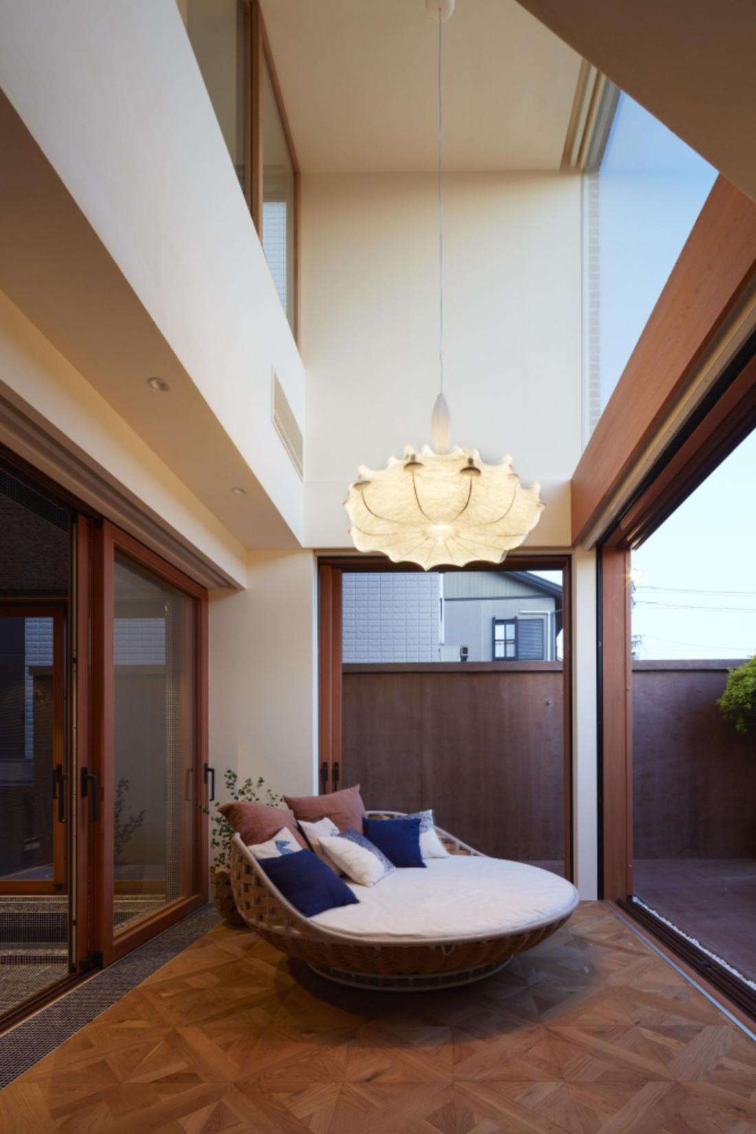 Дом в Хигасиосаке от ателье Fujiwaramuro Architects 19