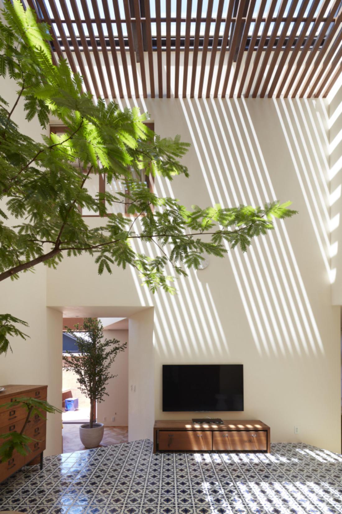Дом в Хигасиосаке от ателье Fujiwaramuro Architects 2