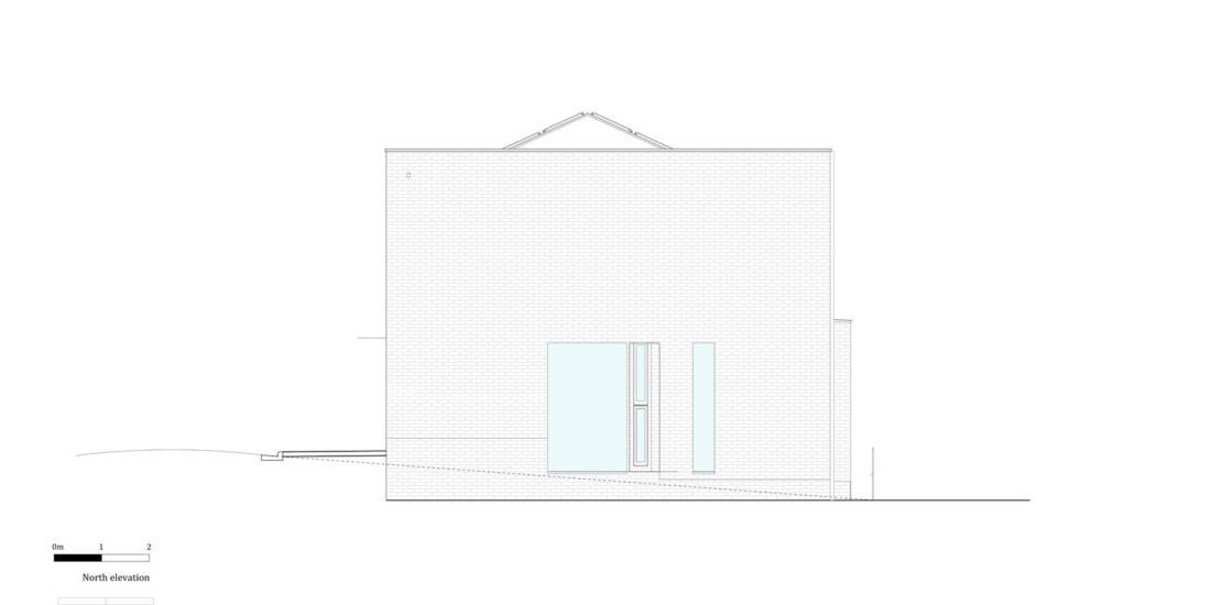 Дом в Хигасиосаке от ателье Fujiwaramuro Architects 24