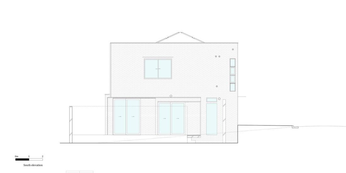 Дом в Хигасиосаке от ателье Fujiwaramuro Architects 25