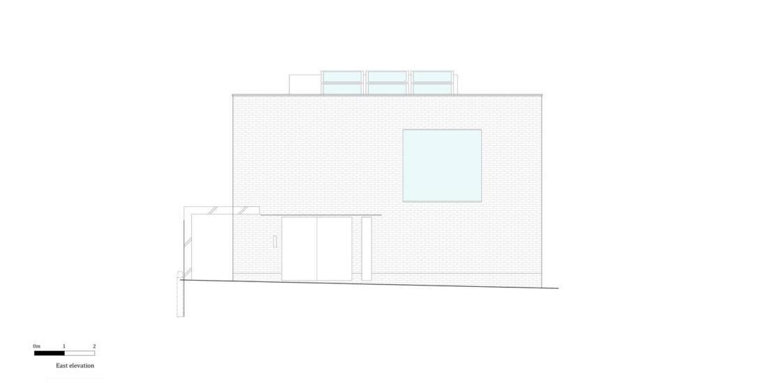 Дом в Хигасиосаке от ателье Fujiwaramuro Architects 26