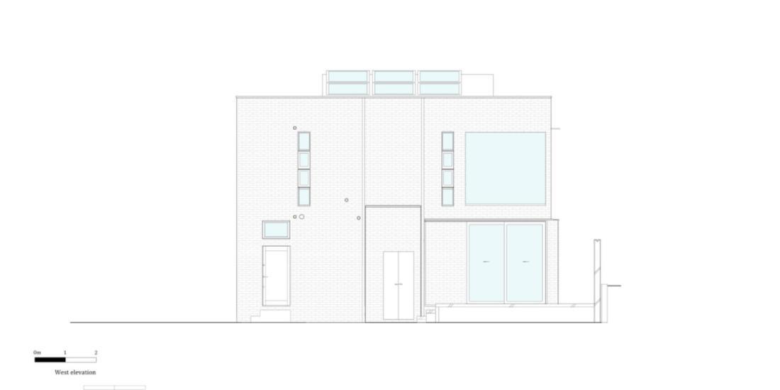 Дом в Хигасиосаке от ателье Fujiwaramuro Architects 27