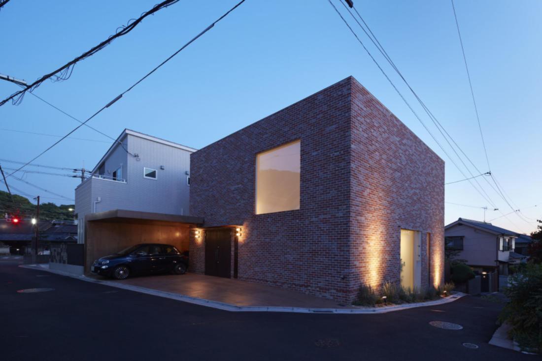 Дом в Хигасиосаке от ателье Fujiwaramuro Architects 3