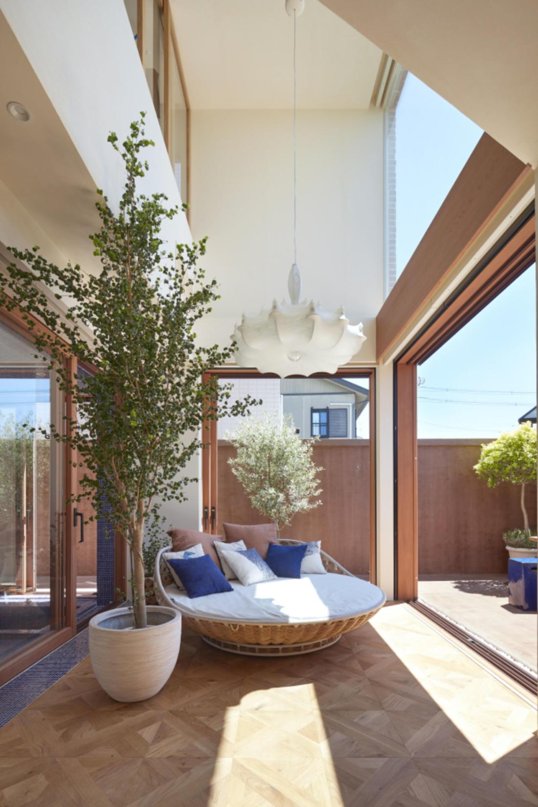Дом в Хигасиосаке от ателье Fujiwaramuro Architects 4
