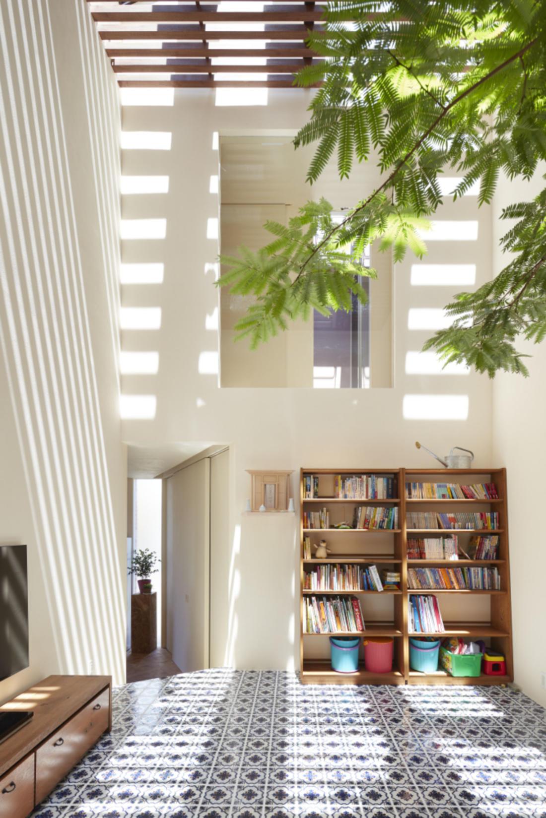Дом в Хигасиосаке от ателье Fujiwaramuro Architects 6