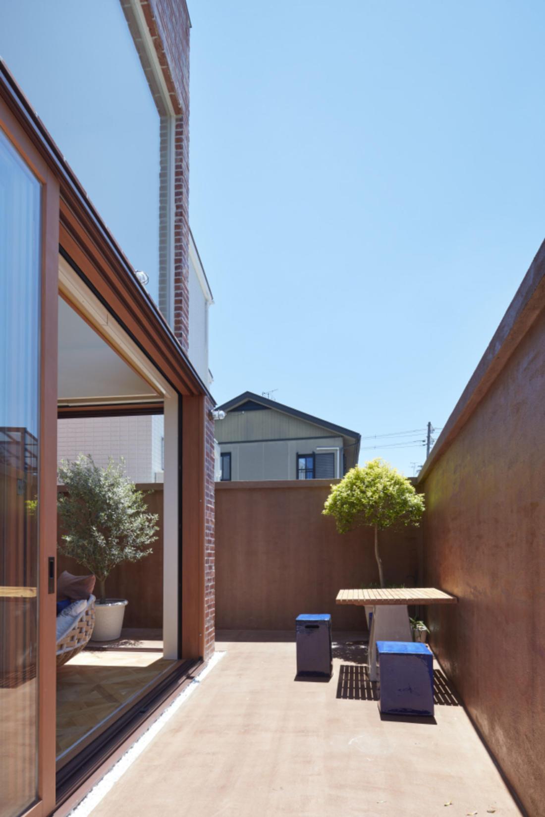 Дом в Хигасиосаке от ателье Fujiwaramuro Architects 7