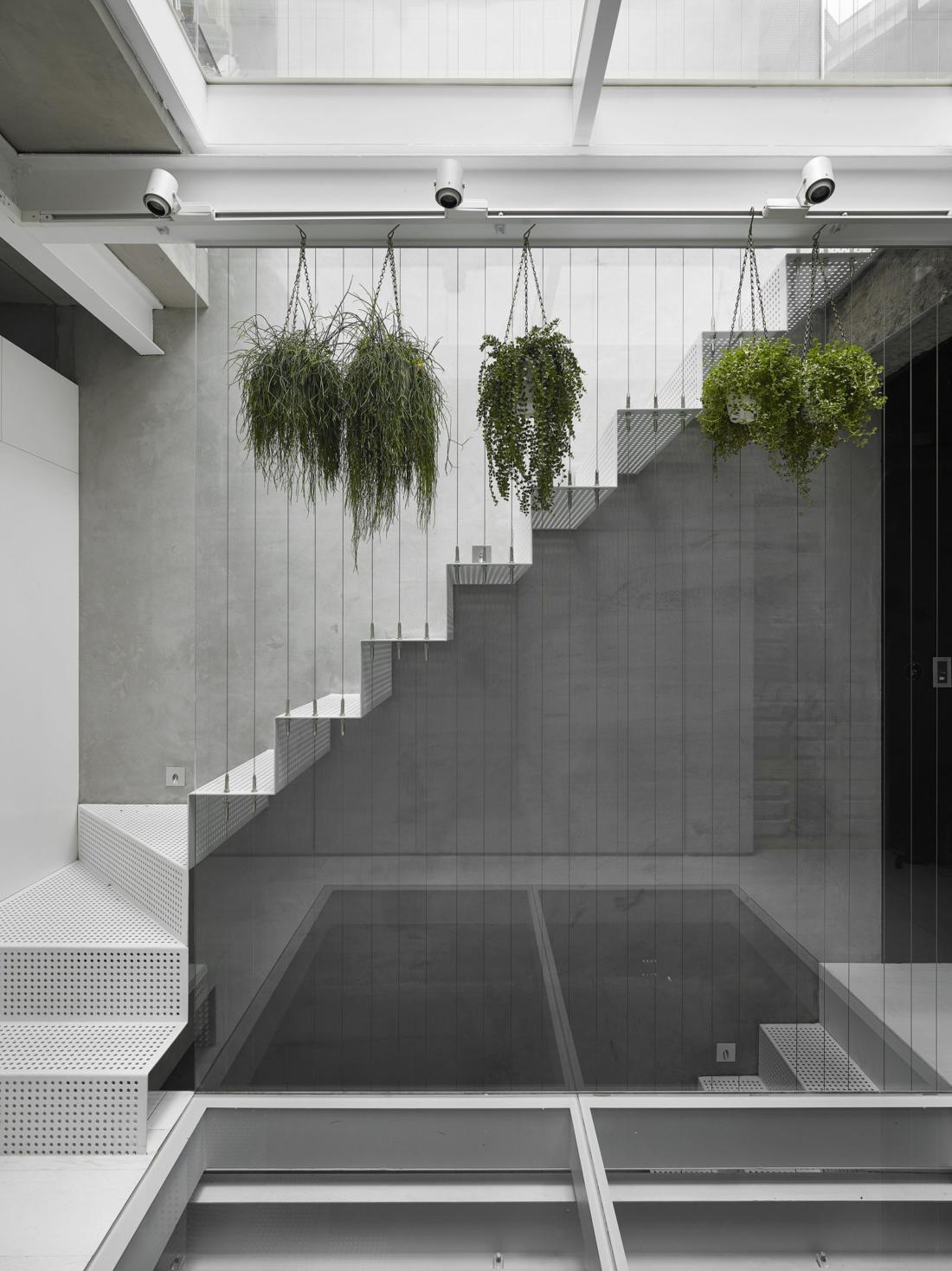 Дом в густонаселенном Тайбэе от студии KC Design Studio 1