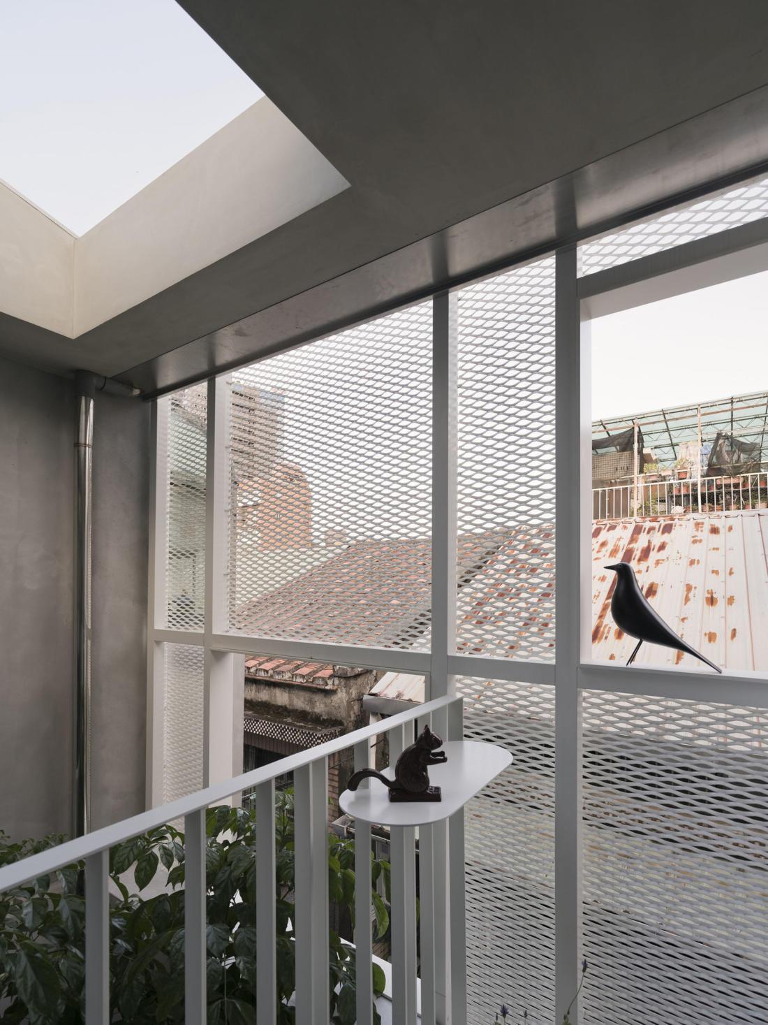 Дом в густонаселенном Тайбэе от студии KC Design Studio 10