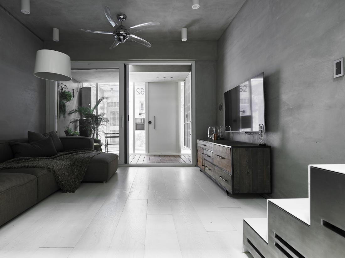 Дом в густонаселенном Тайбэе от студии KC Design Studio 11