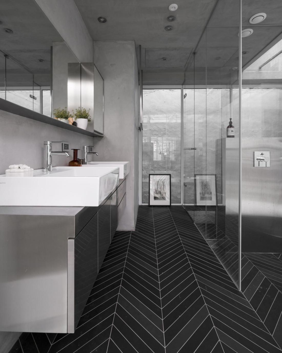 Дом в густонаселенном Тайбэе от студии KC Design Studio 15