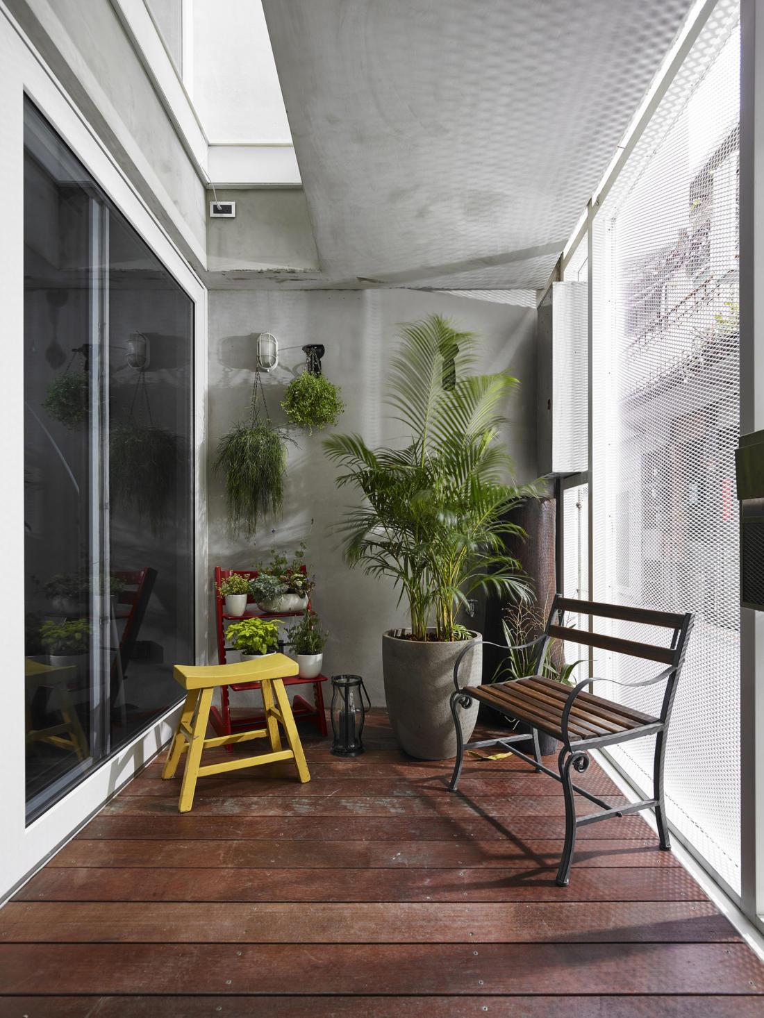Дом в густонаселенном Тайбэе от студии KC Design Studio 16