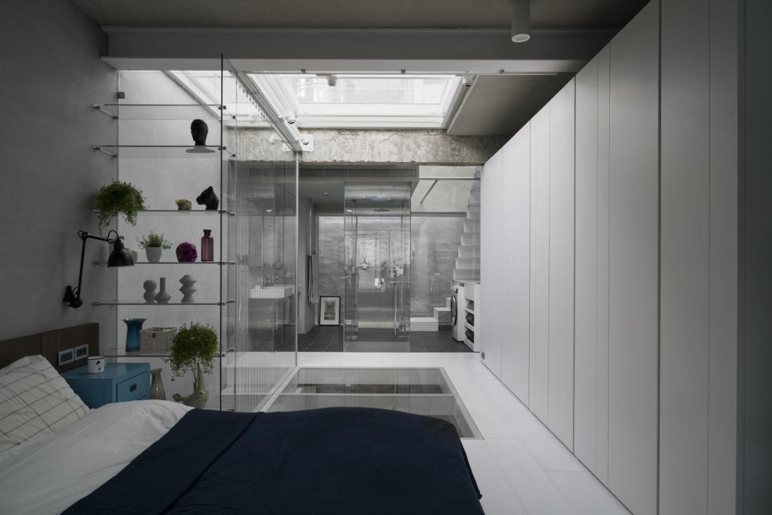 Дом в густонаселенном Тайбэе от студии KC Design Studio 17