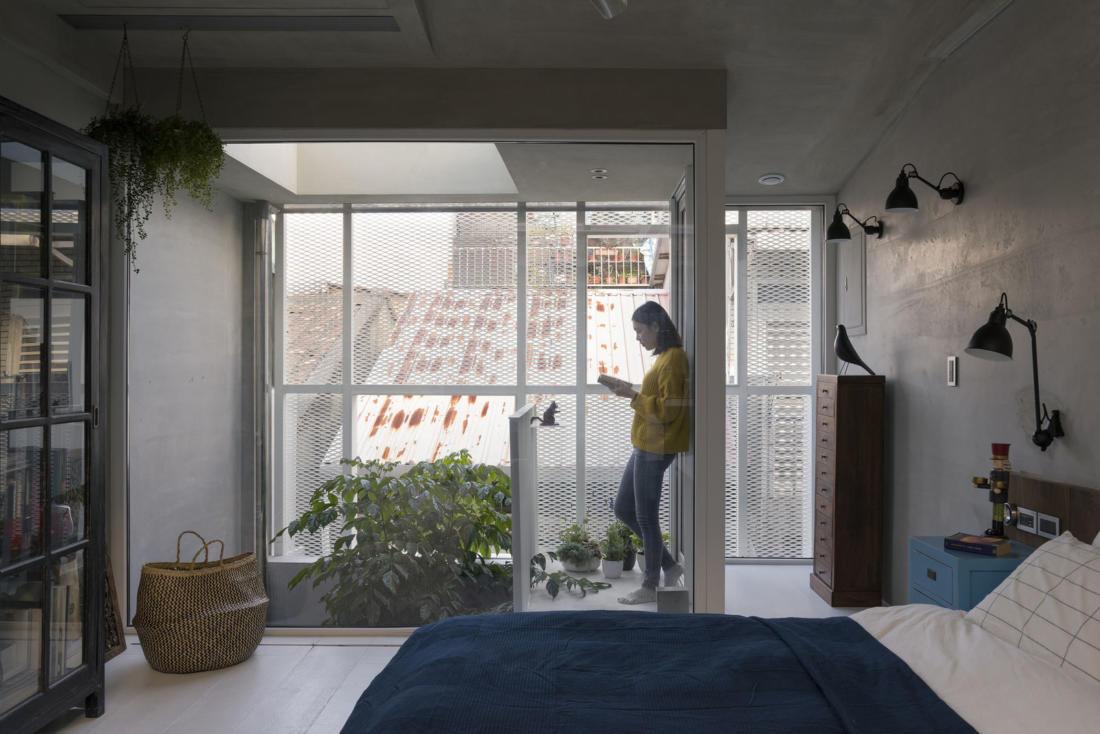 Дом в густонаселенном Тайбэе от студии KC Design Studio 2