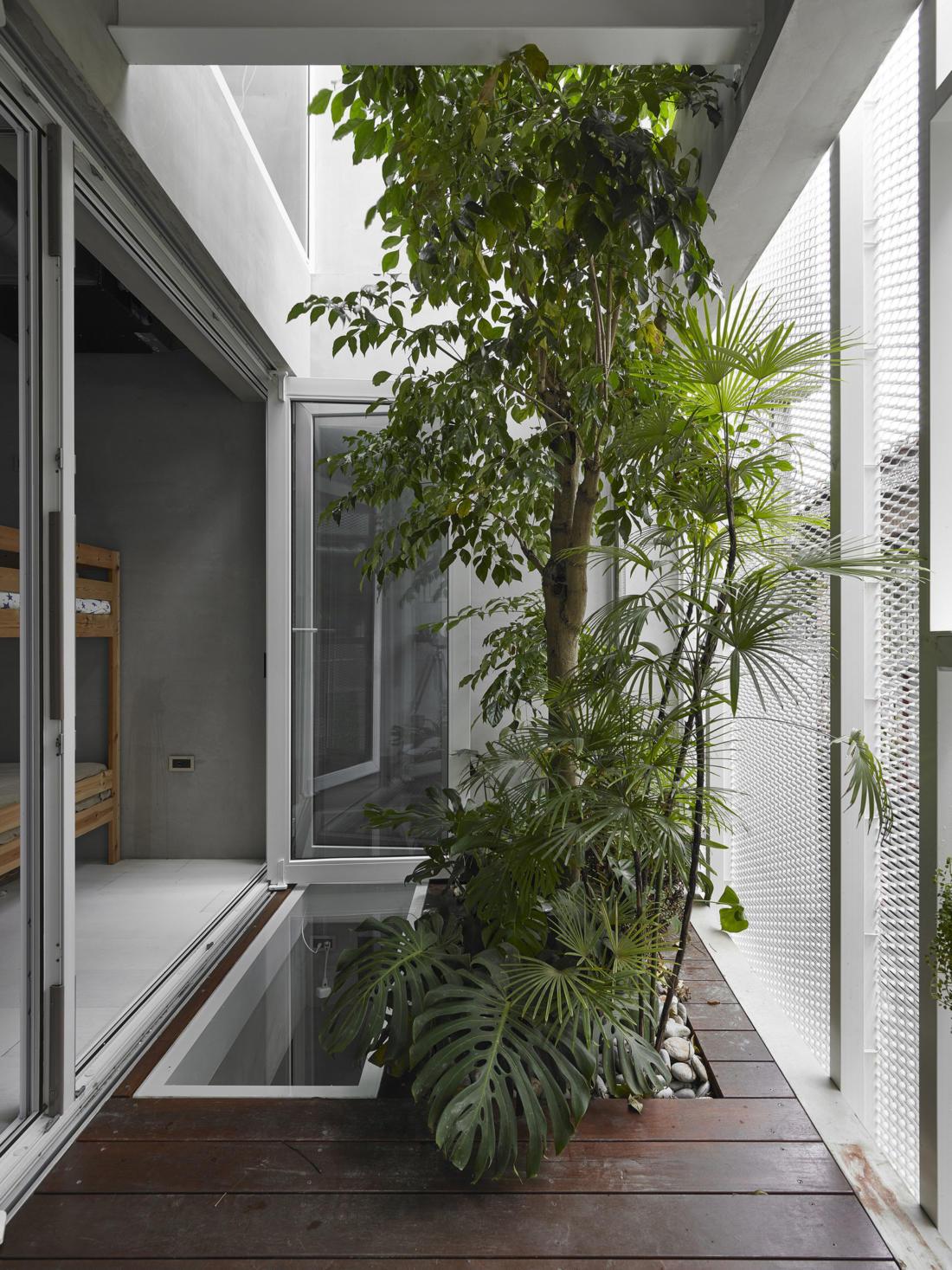 Дом в густонаселенном Тайбэе от студии KC Design Studio 20