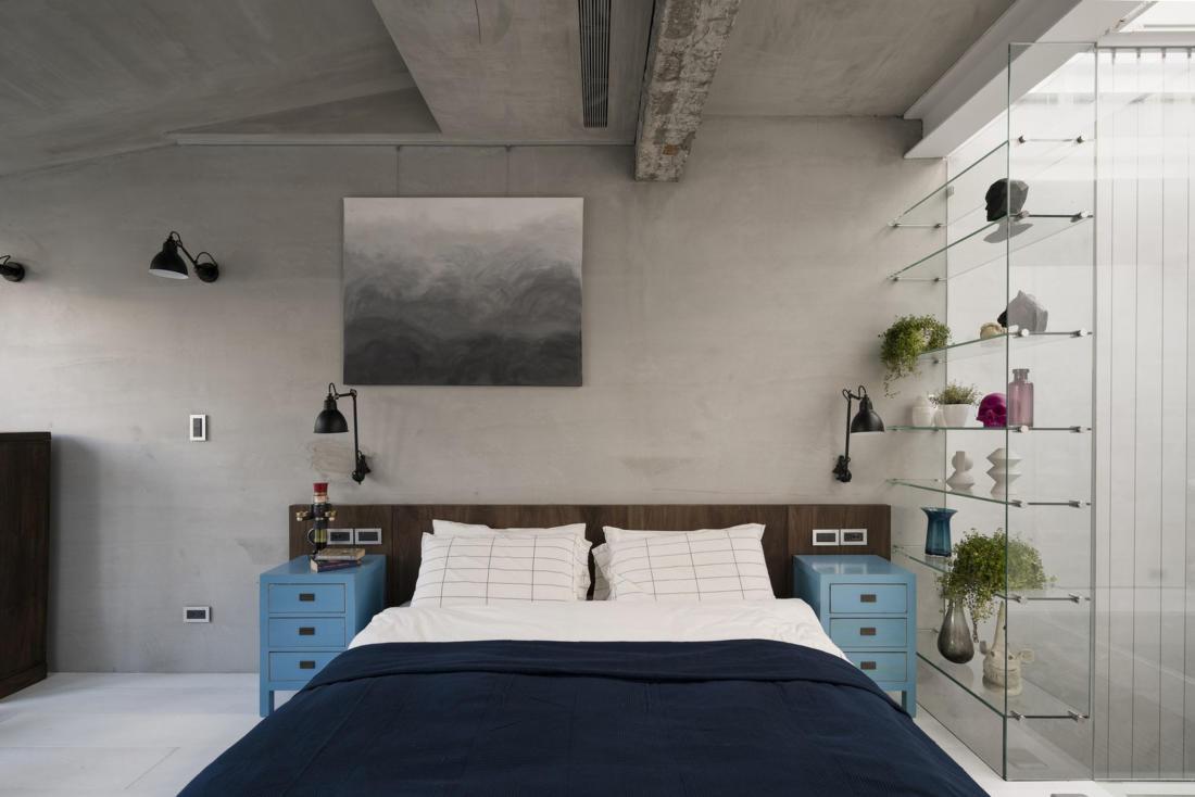 Дом в густонаселенном Тайбэе от студии KC Design Studio 21