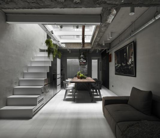 Дом в густонаселенном Тайбэе от студии KC Design Studio 23
