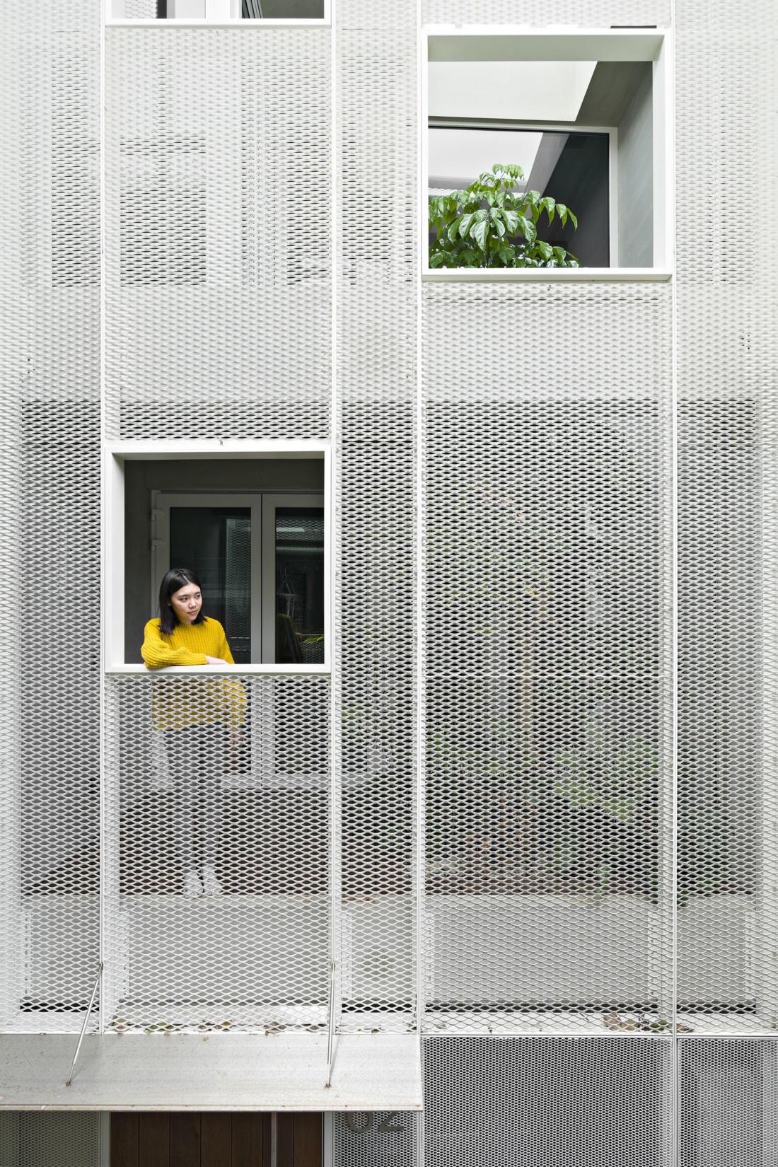 Дом в густонаселенном Тайбэе от студии KC Design Studio 4