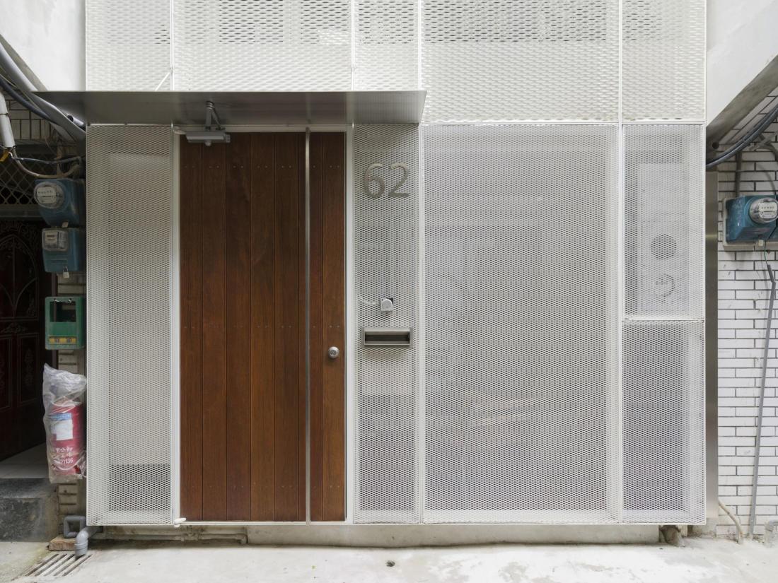 Дом в густонаселенном Тайбэе от студии KC Design Studio 7