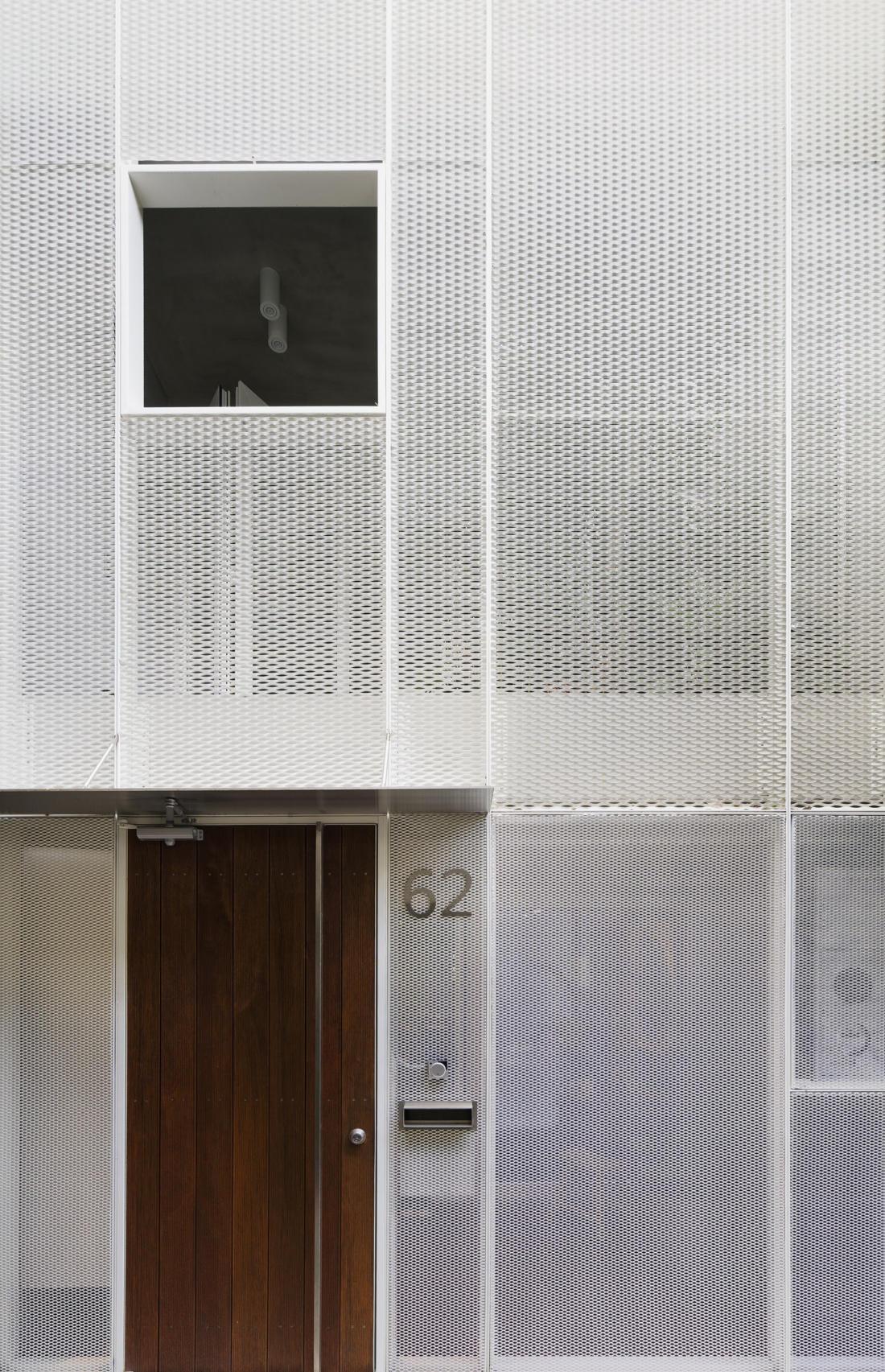 Дом в густонаселенном Тайбэе от студии KC Design Studio 9