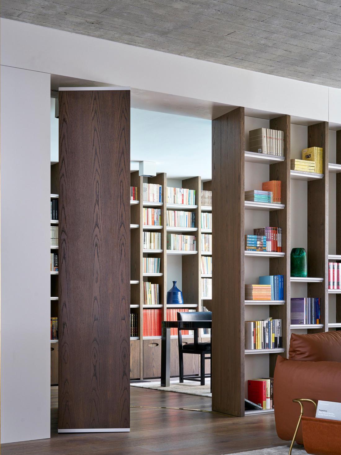 Книжный дом от Luigi Rosselli 11
