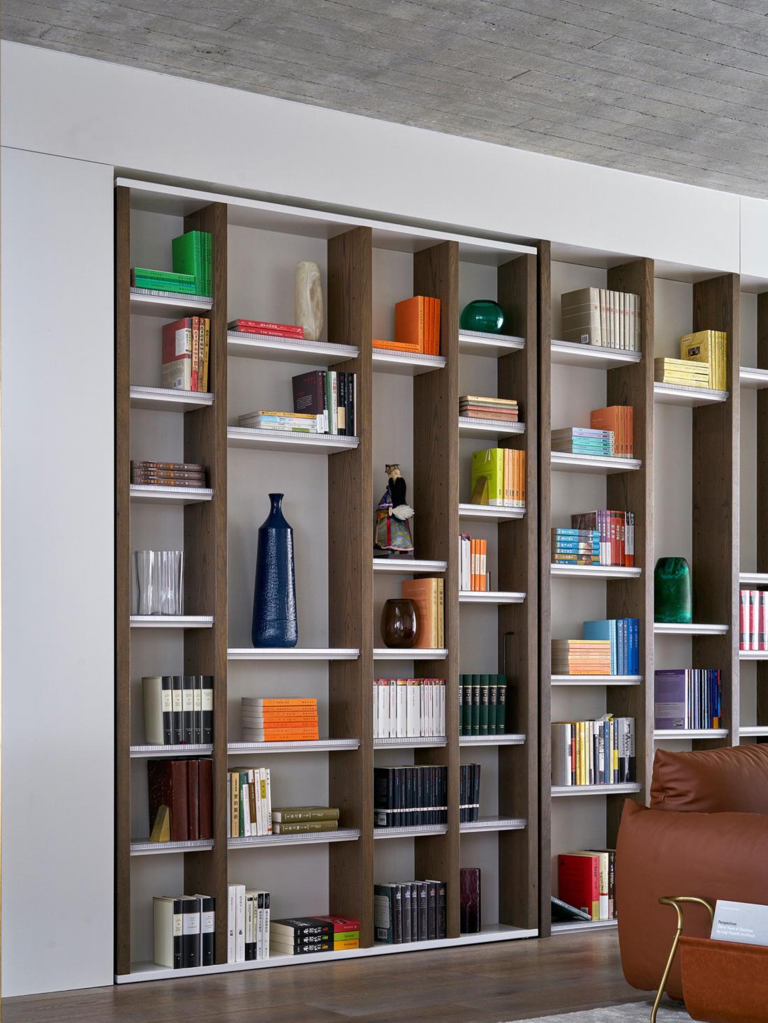 Книжный дом от Luigi Rosselli 12