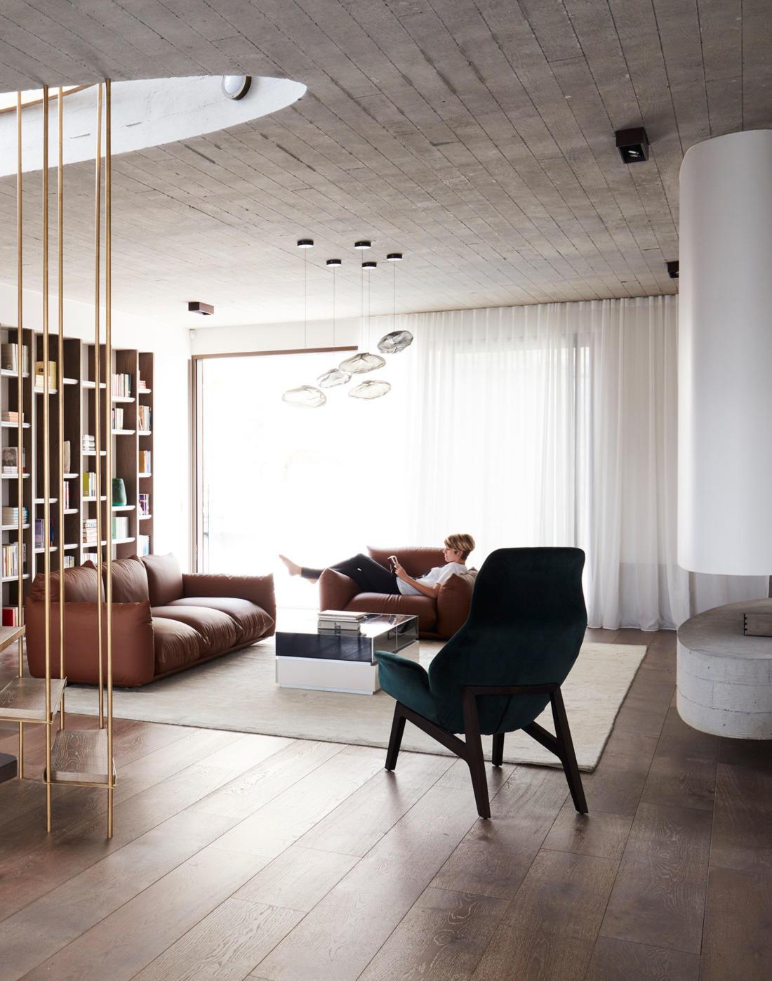 Книжный дом от Luigi Rosselli 13