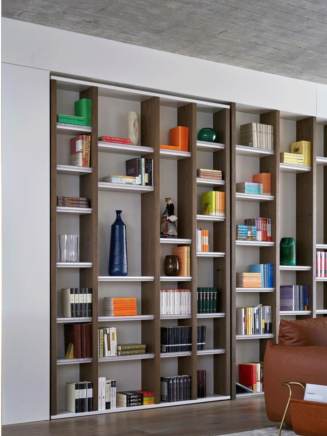Книжный дом от Luigi Rosselli 21
