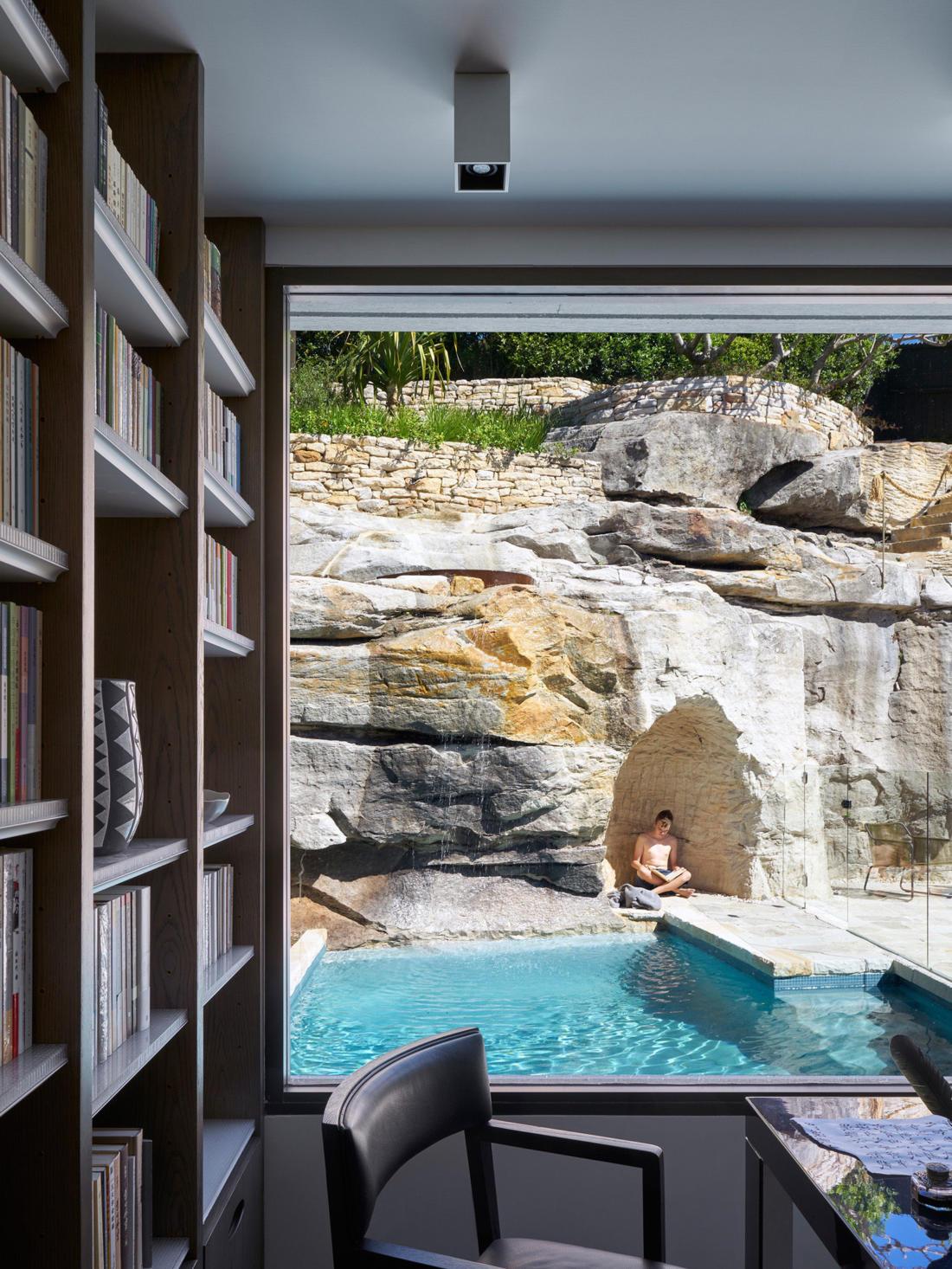 Книжный дом от Luigi Rosselli 3