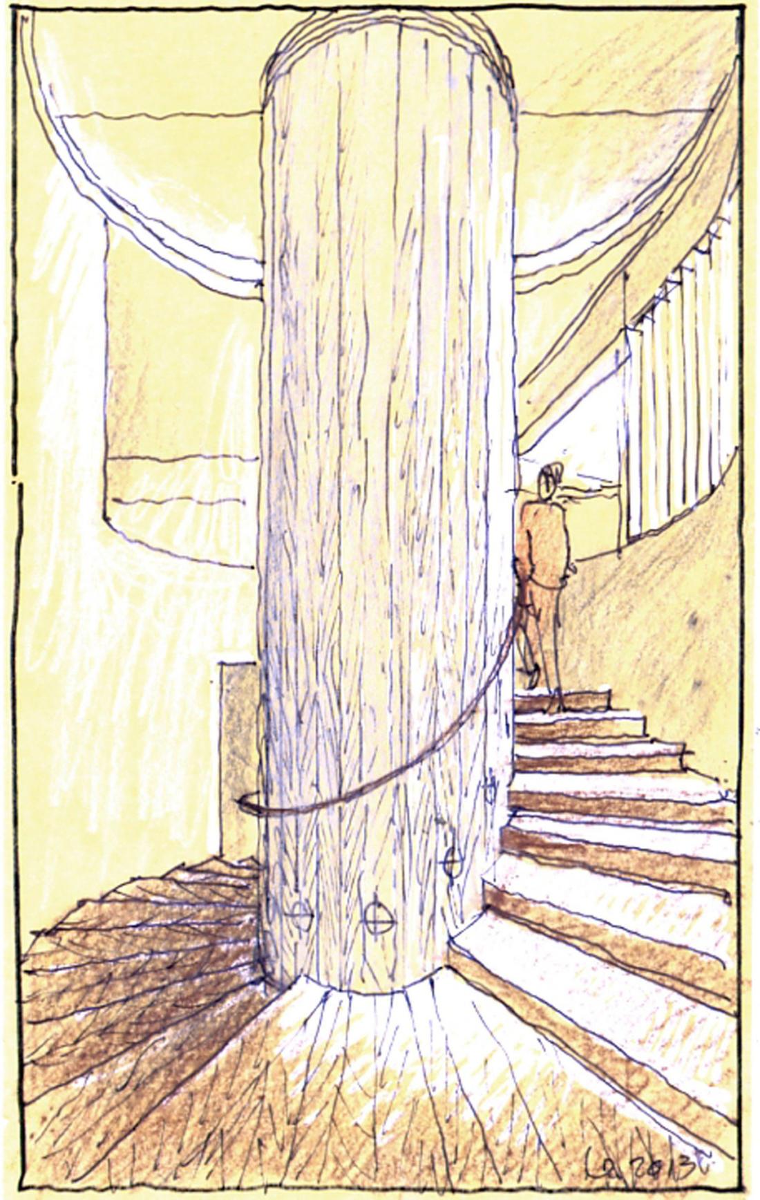 Книжный дом от Luigi Rosselli 38