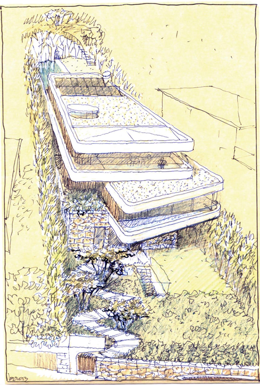 Книжный дом от Luigi Rosselli 39