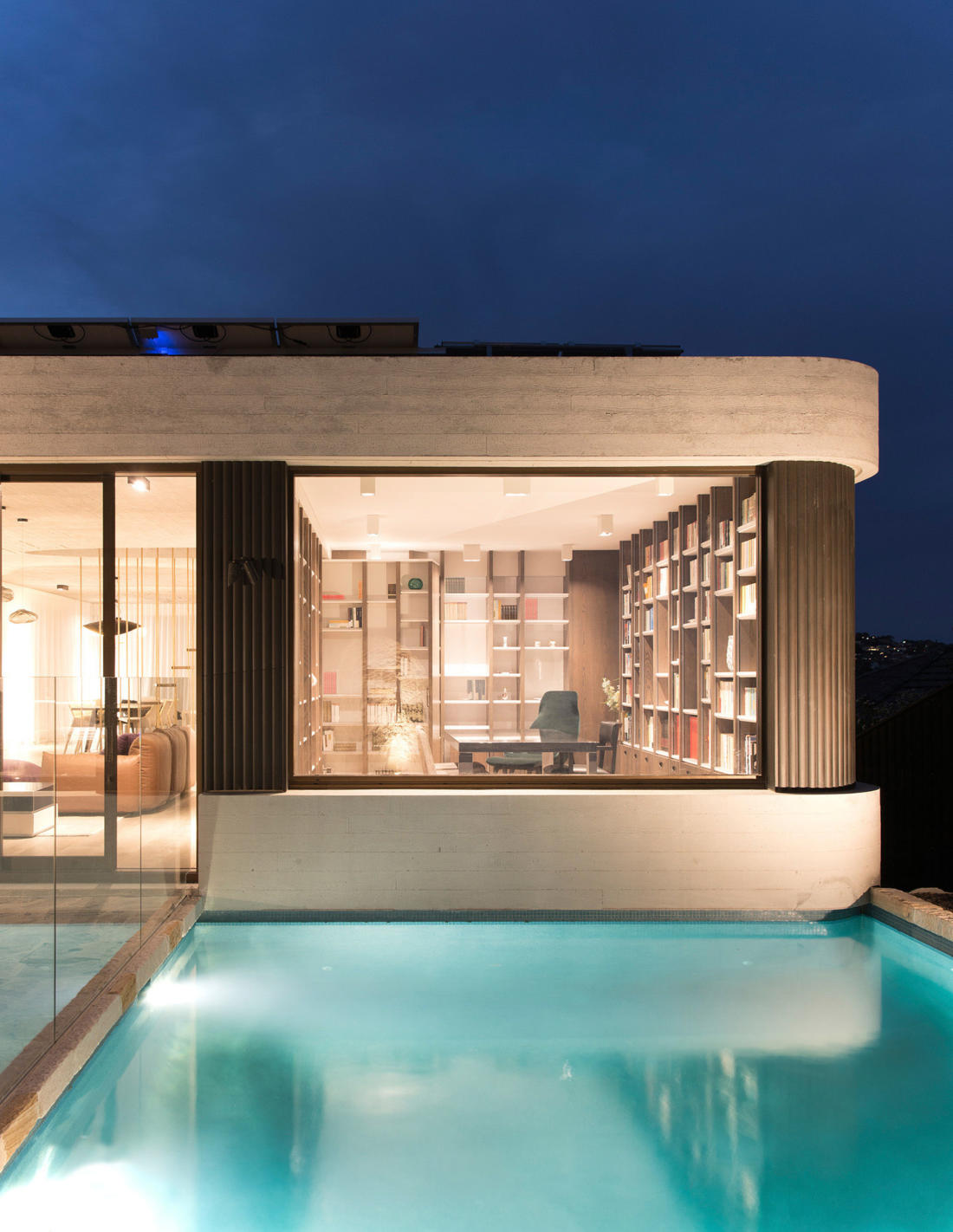 Книжный дом от Luigi Rosselli 4