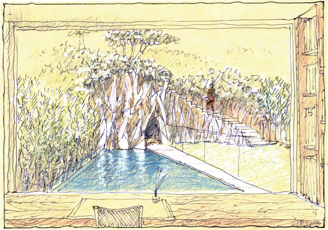 Книжный дом от Luigi Rosselli 43
