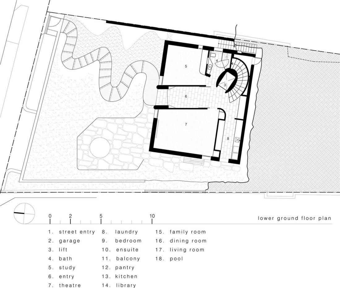 Книжный дом от Luigi Rosselli 46
