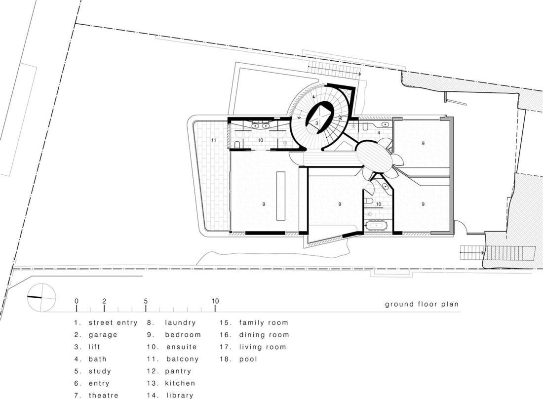 Книжный дом от Luigi Rosselli 47