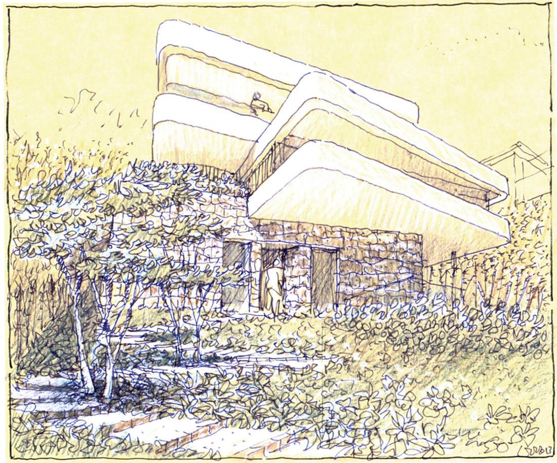 Книжный дом от Luigi Rosselli 49