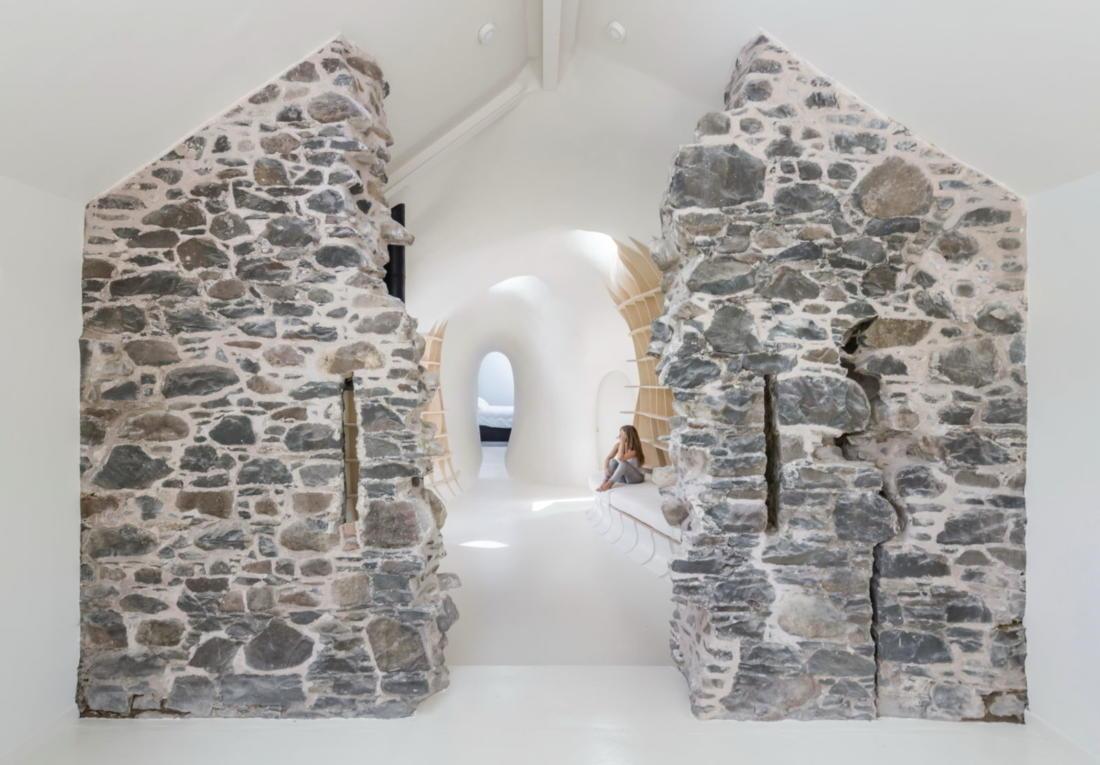 Совместный проект студий Lily Jencks и Nathanael Dorent Architecture 1