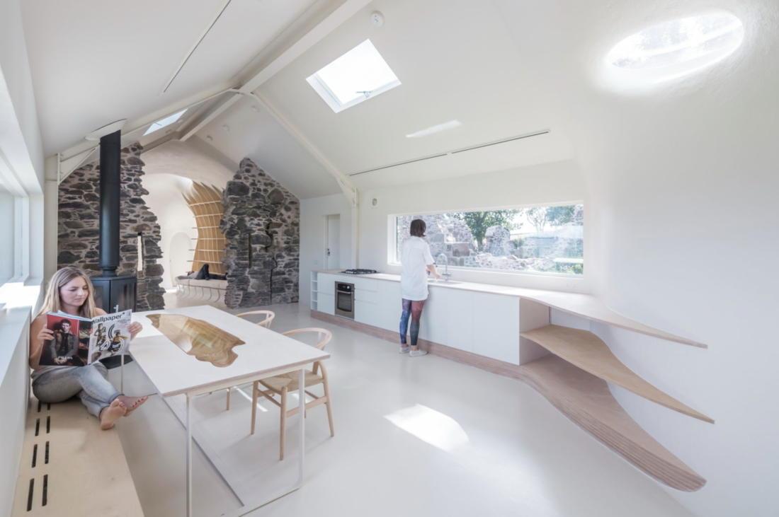 Совместный проект студий Lily Jencks и Nathanael Dorent Architecture 10