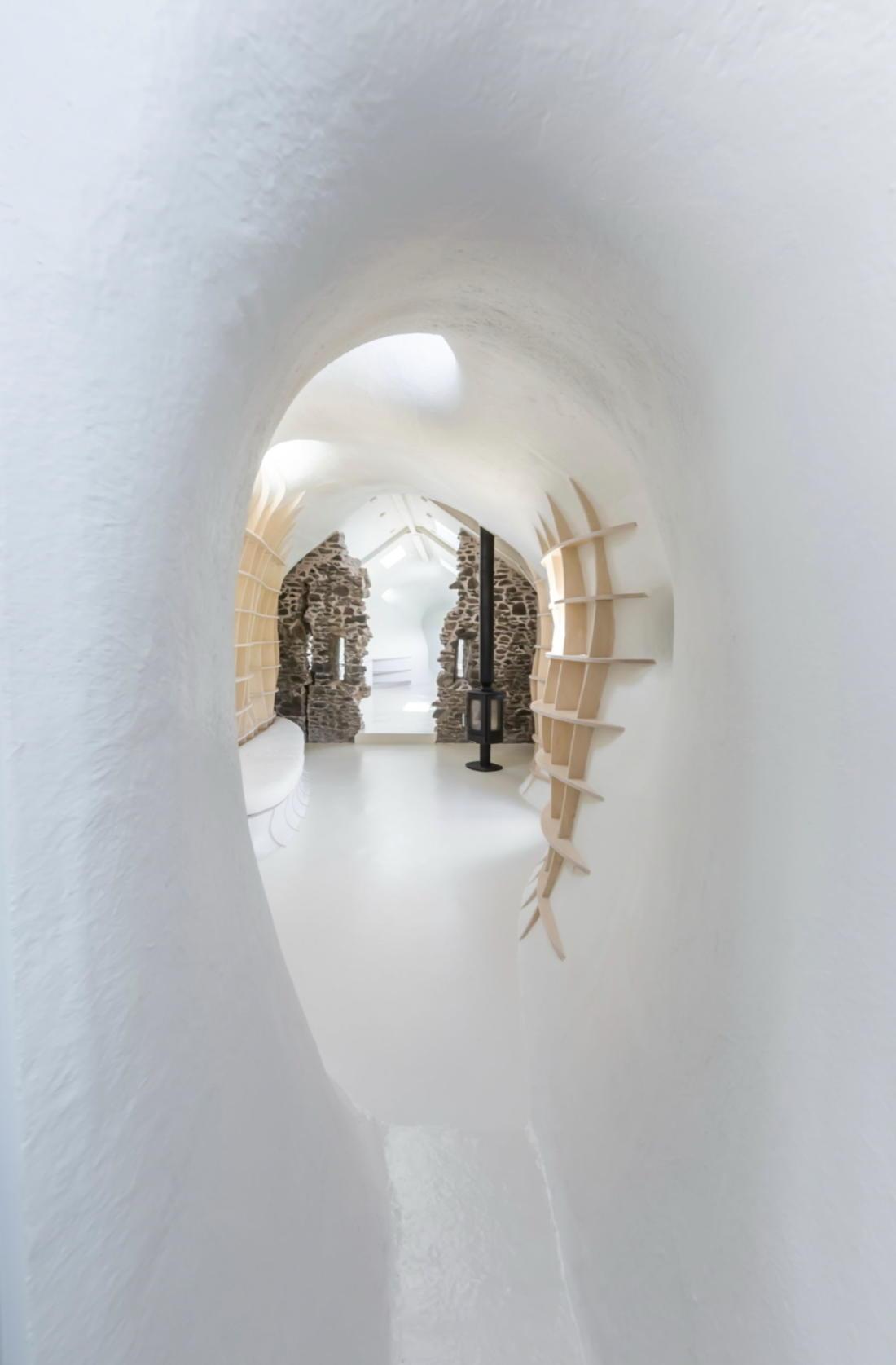 Совместный проект студий Lily Jencks и Nathanael Dorent Architecture 11